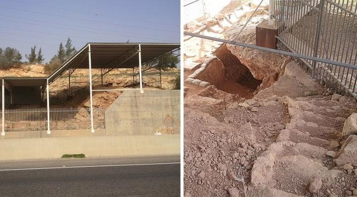 Раскопки в пещере Кесем недалеко от Тель-Авива ведутся с 2000 года