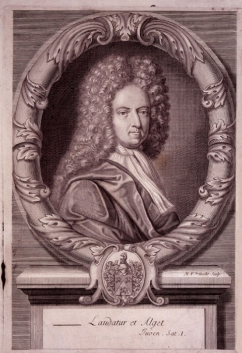 Даниэль Дефо, гравюра Майкла Вандергухта, 1706 год / Источник: wikipedia.org