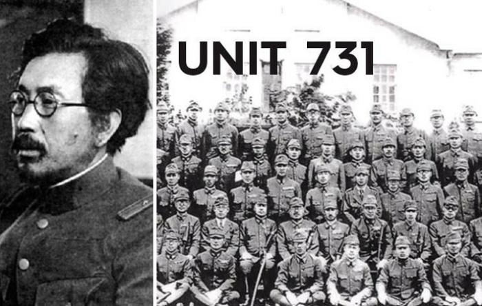 Исии Сиро и отряд 731 / Фото: twitter.com