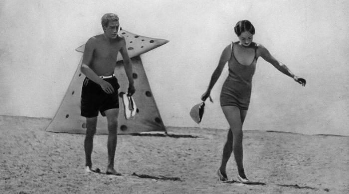 Герцог Виндзорский и Уоллис Симпсон во время отдыха в Биаррице во Франции, 1934 год/ Фото: www.gazeta.ru