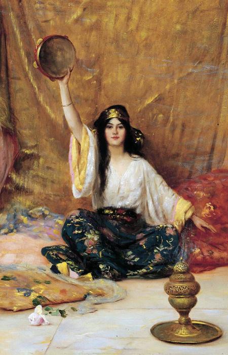 Таланты кайны очень ценились. / Фото: egyptianfireart.com