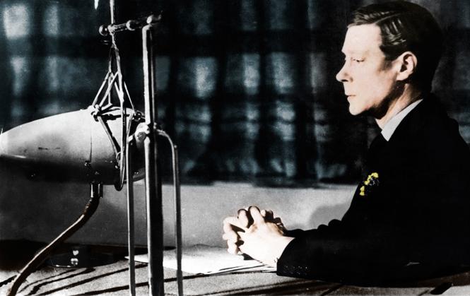 Исторический момент: радио-обращение к нации Короля Эдуарда VIII, в котором он сообщает о своем решении отречься от престола. 11 декабря 1936 года/ Фото:www.marieclare.ru