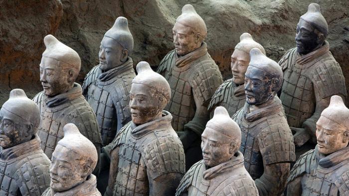 Интересные факты о терракотой армии Китая. / Фото: cdn-st4.rtr-vesti.ru