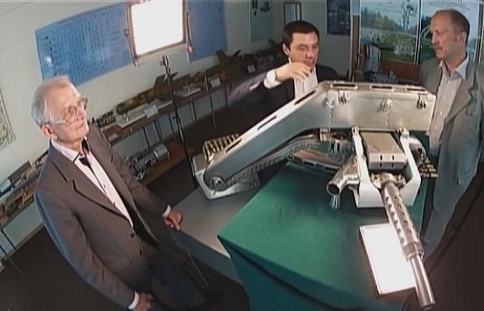 Авиационная автоматическая пушка конструкции Нудельмана-Рихтера / Фото: thenextweb.com