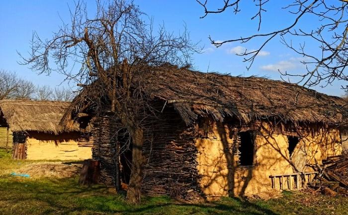 Дом поселения эпохи неолита. Археологический парк Плочник, Сербия / Источник: bbc.com
