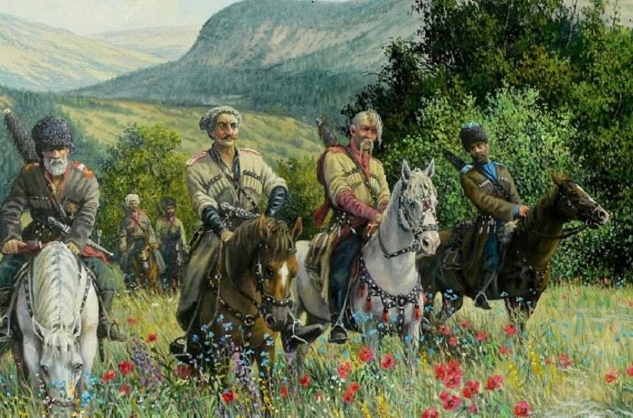 Кубанские казаки / Фото: historytoday.com