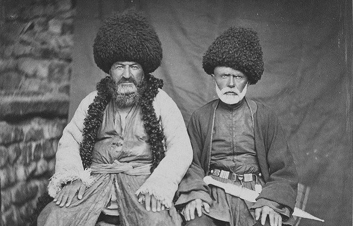 Этнические удины / Фото: azertag.az