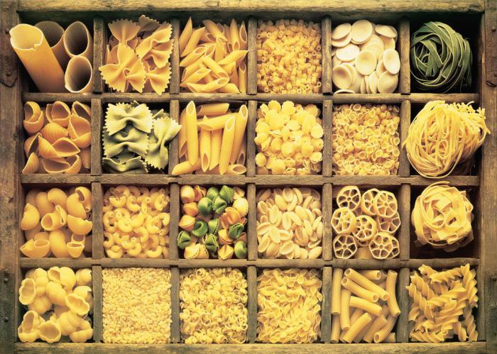 Современные кулинары используют в приготовлении различные виды пасты / Фото: autogear.ru
