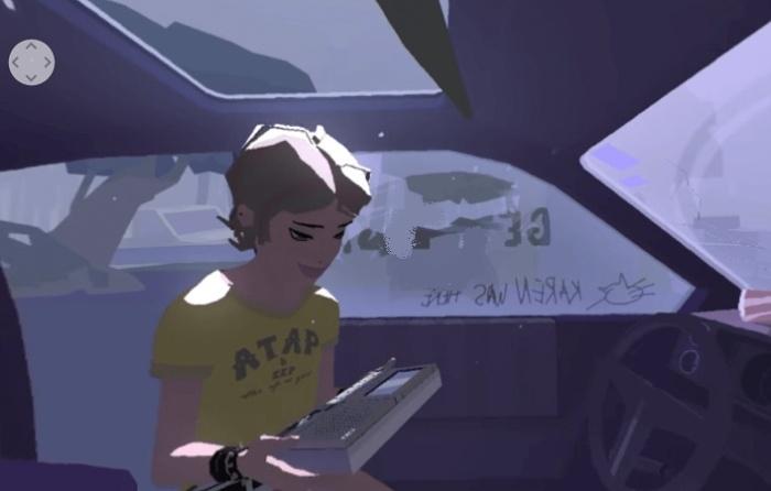 Кадр из мультфильма Pearl режиссера Патрика Осборна / Фото: insider.com