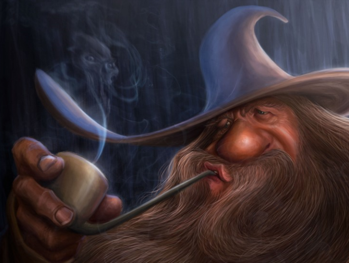 Легенда о Стеклянном старике. /Фото: badfon.ru