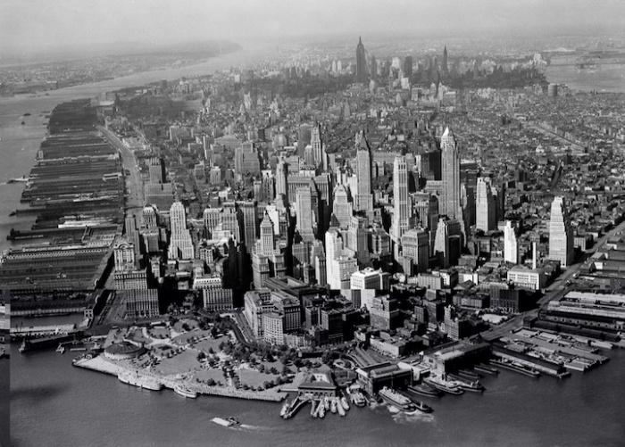 Нью-Йорк, XX век / Фото: elegantnewyork.com