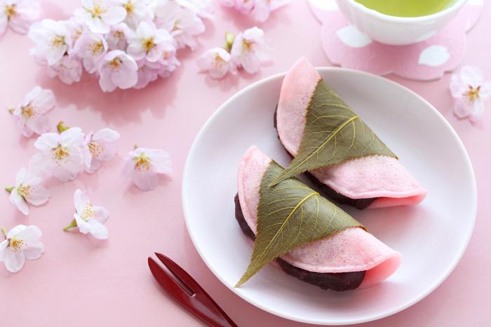 Нежные японские сладости / Фото: https://hyoki.jp