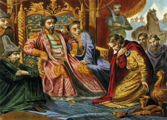 Русские князья были вассалами Золотой Орды / Фото: rbth.com