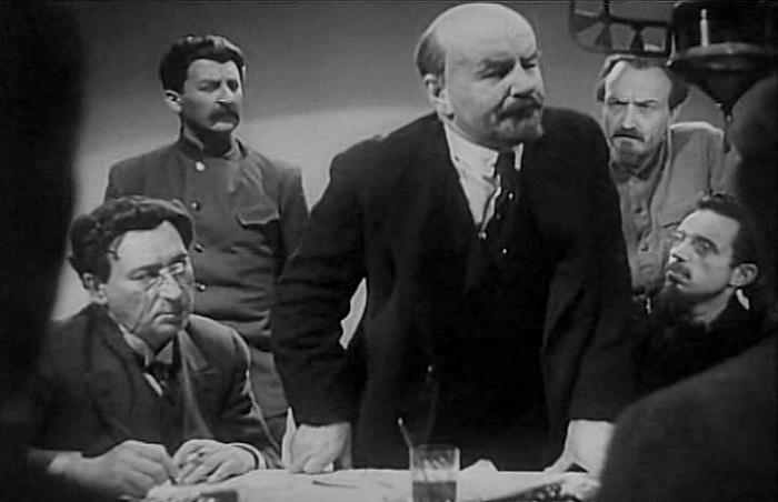 Семен Гольдштаб в роли Сталина / Фото: alchetron.com