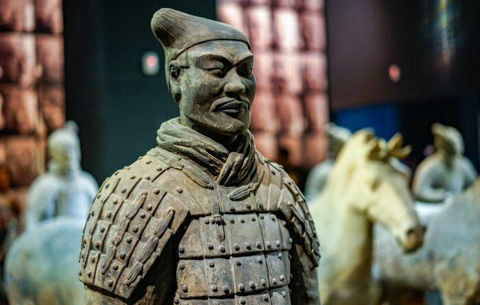 Интересные факты о терракотой армии Китая. / Фото: ru.sayamatravel.com