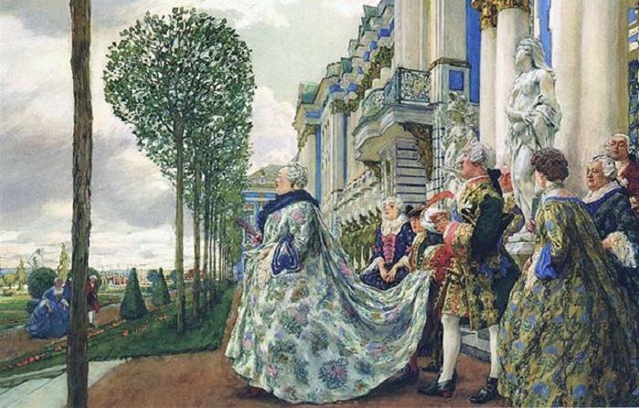 Императрица Елизавета I / Фото: historipediaofficial.wikia.org