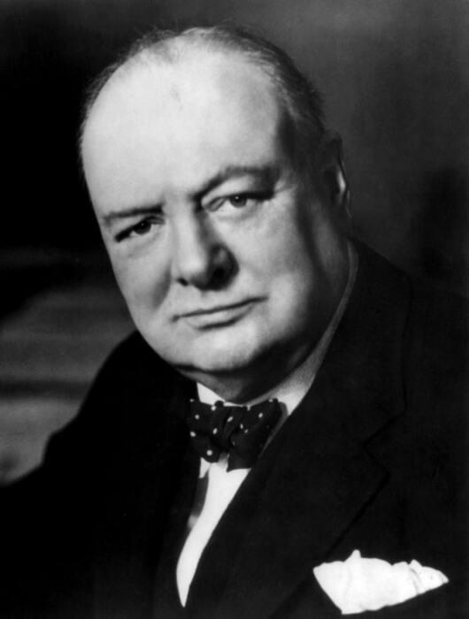 Уинстон Черчилль, 1941 год / Фото: globexshop.com