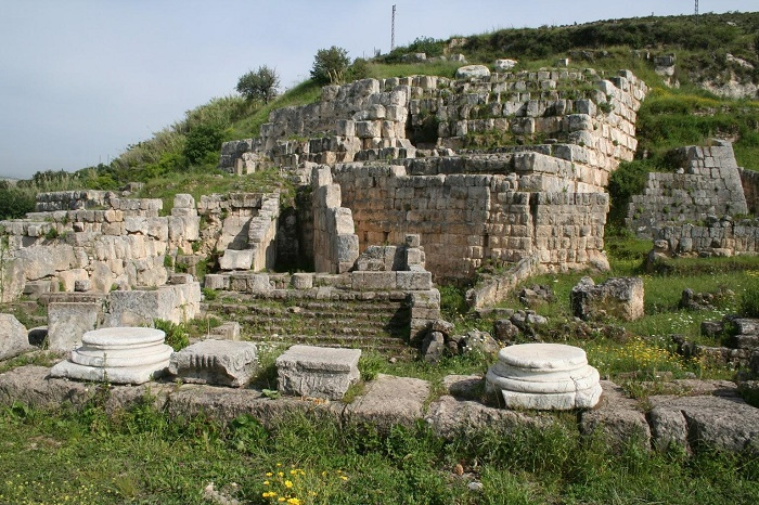 Древние руины Сидона / Источник: wikipedia.org