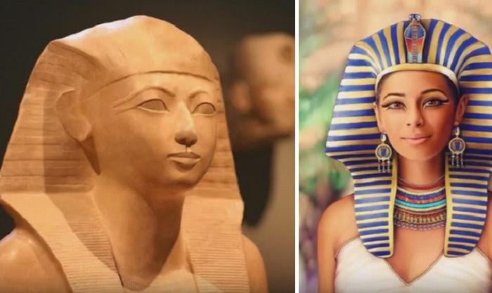 Женщина-фараон Хатшепсут. Правила Египтом в XV веке до н. э. / Источник: kvushahty.ru