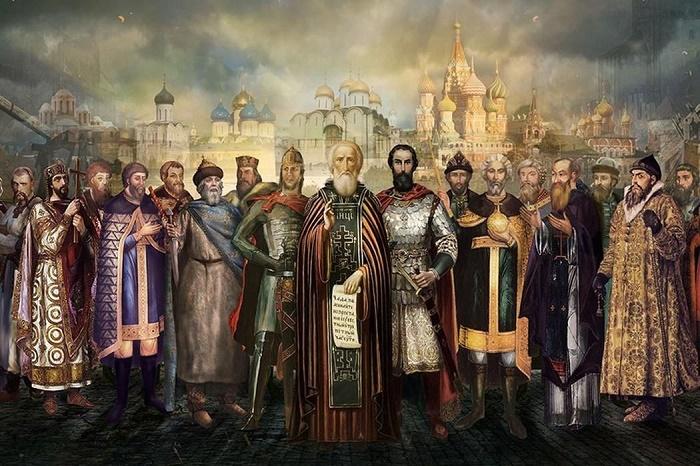 Как была устроена жизнь всех русских князей Рюриковичей от рождения до последней воли