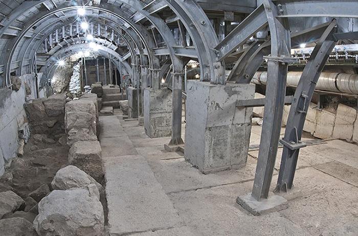 Раскопки дороги к Иерусалимскому храму / Источник: inlight.news