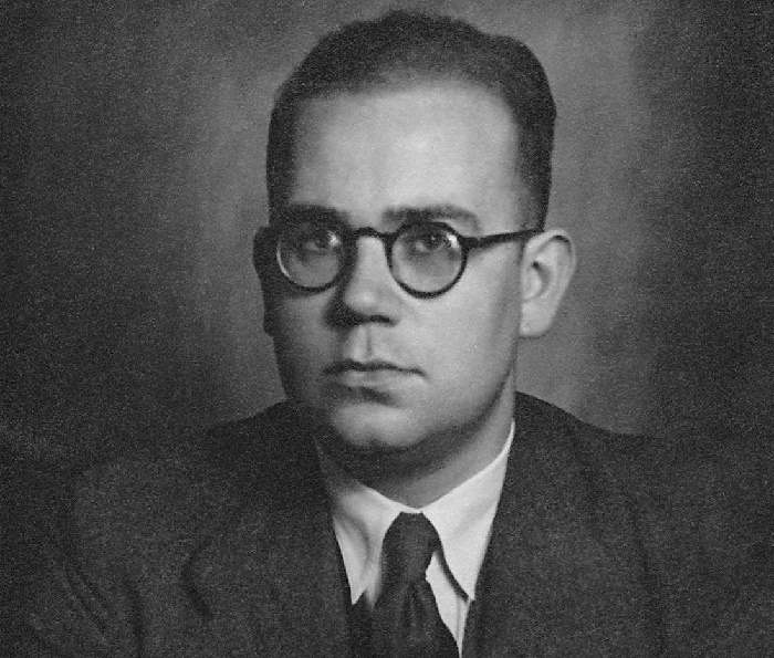 Конрад Морген. Март 1945 года. / Фото: tagesspiegel.de