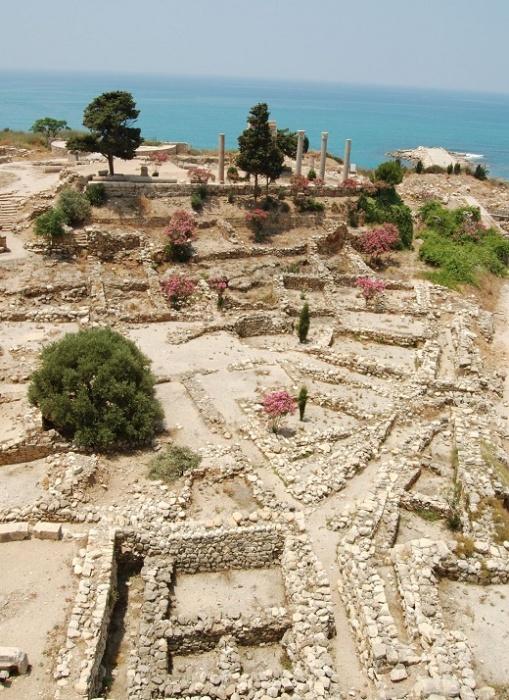 Останки древнего ливанского города / Источник: tripadvisor.ru