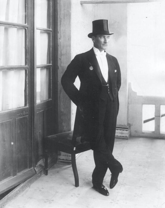Мустафа Кемаль Ататюрк, 1921 год / Фото: flickr.com
