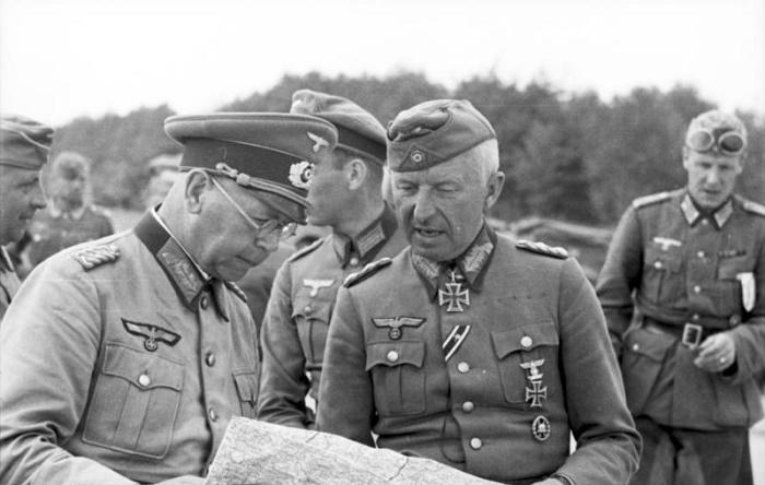 Генерал-фельдмаршал Эрих фон Манштейн, 1944 год / Фото: wikiwand.com