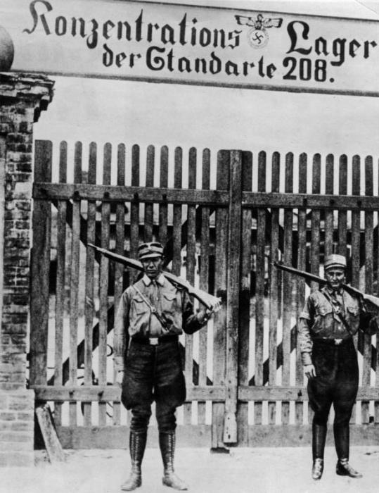 «Ораниенбург» - один из первых концлагерей, организованный фашистами после прихода к власти в 1933 году / Фото: wikipedia.org