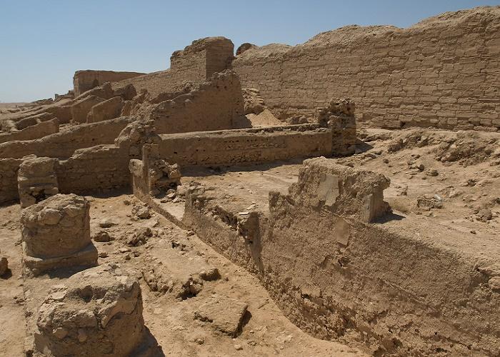 Остатки синагоги в Дура-Европос / Источник: wikipedia.org