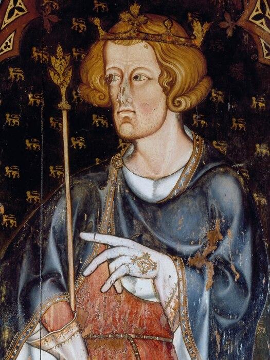 Король Эдуард I   Фото: wikimedia.org