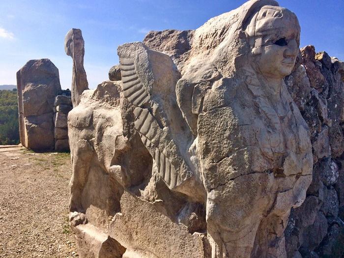Останки величия шумерской цивилизации / Фото: twitter.com