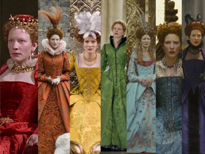 Несравненная Кейт Бланшетт в роли Елизаветы / Фото: cinemoda.ru
