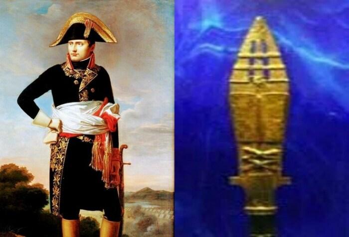 Наполеон потерял свое Краковское Копье Судьбы и проиграл русским воинам