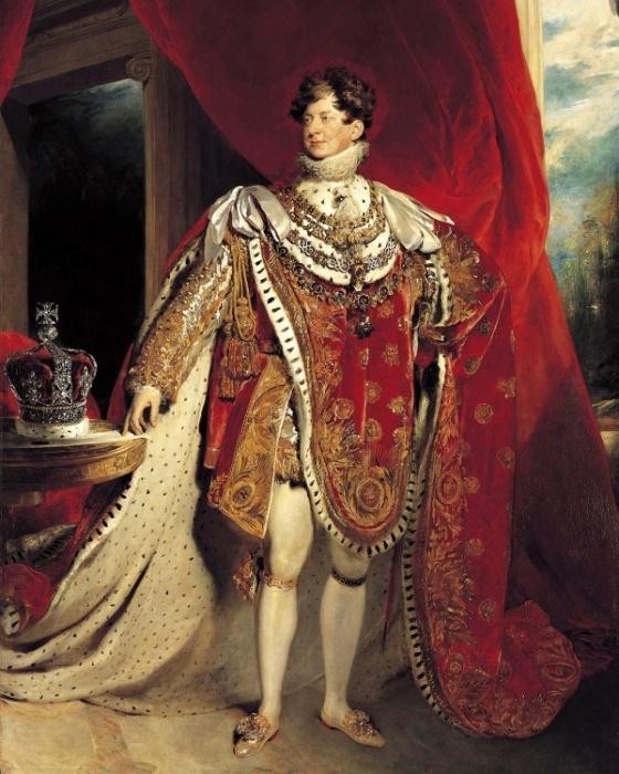 Британский король Георг IV / Фото: historic-uk.com