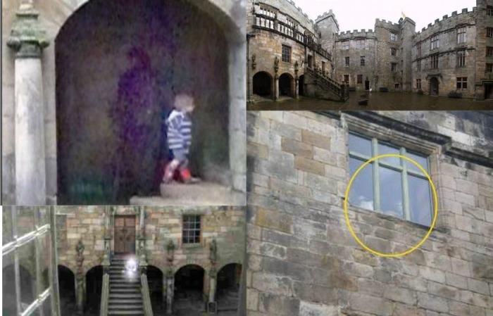 Призраки – частые посетители замка, некоторые из них даже попали на фотографии
