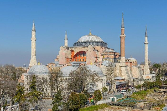 Собор Святой Софии (Константинополь) / Фото: ru.wikipedia.org