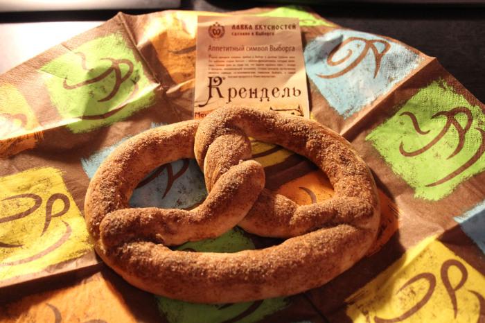 Крендель – аппетитный символ Выборга / Фото: an-piter.ru