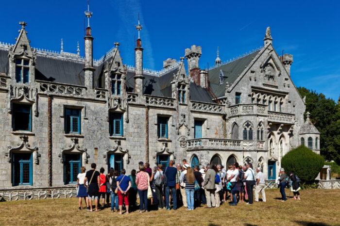 Сейчас замок Кориоле отреставрирован и открыт для посещения. / Фото:chateaudekeriolet.com