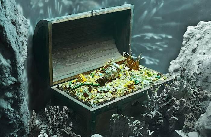 Власти Колумбии засекретили местоположение затонувшего судна с золотом и изумрудами на борту / Фото: travelask.ru