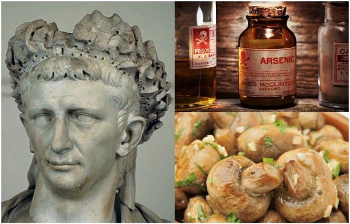 Император Клавдий понимал, кто такая Локуста, и постарался обезопасить себя от ядов, однако это ему не помогло