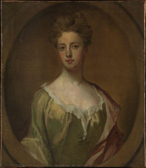 Леди Мэри Беркли, жена Томаса Чамберса / Фото: commons.wikimedia.org