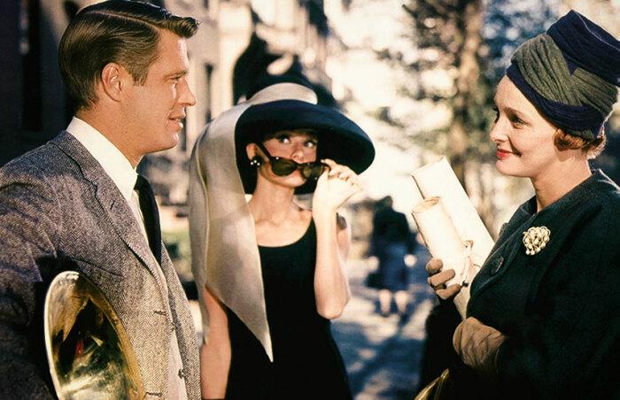 Кадр из романтической комедии «Завтрак у Тиффани», 1961 год / Фото: zolotoy.ru