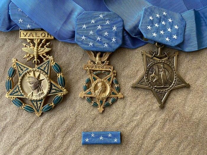 Медаль Почёта США / Фото: wikipedia.org
