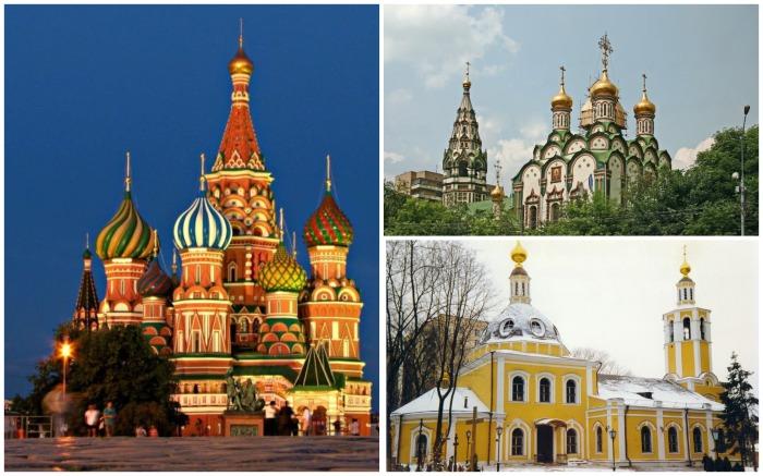 Завораживающая красота русских православных храмов