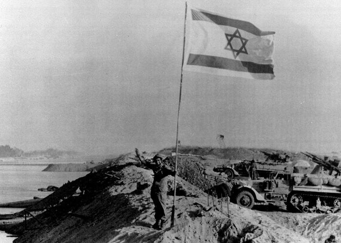 В результате Шестидневной войны Израиль завоевал практически весь Синайский полуостров / Источник: regnum.ru