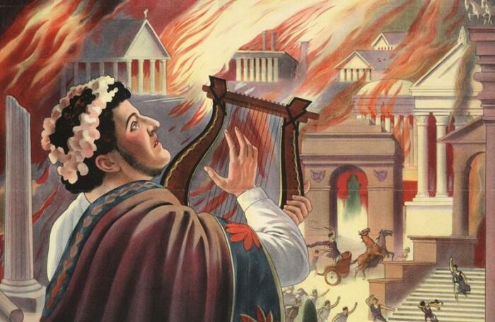 Интересные факты из жизни римского императора Нерона. / Фото: sunnewstucson.com
