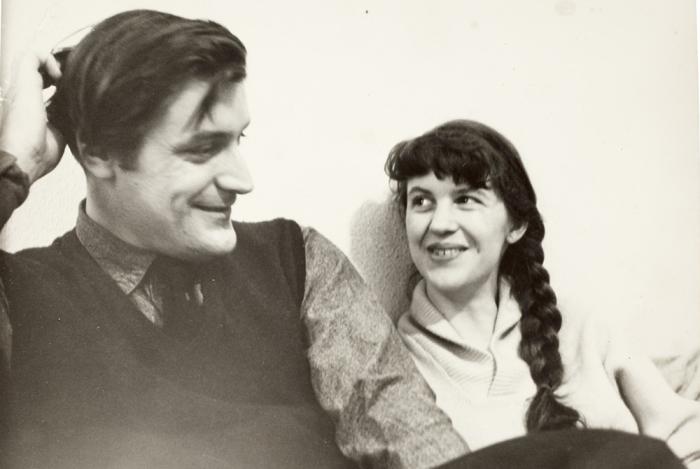 Сильвия и Тэд Хьюз / Фото: https://news.artnet.com