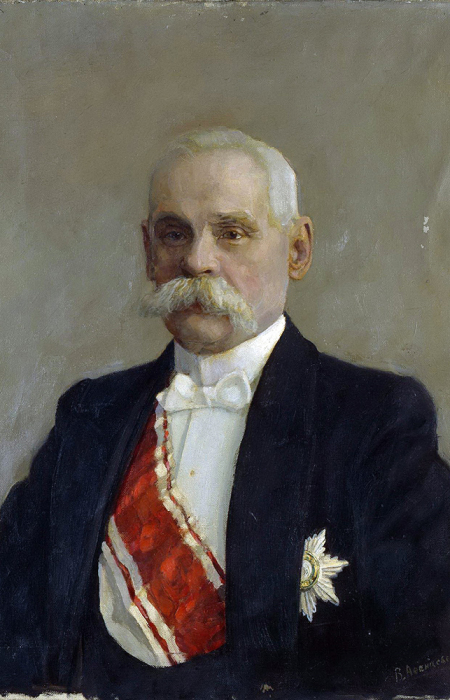 Николай Николаевич Брусницын. / Фото: wikipedia.org